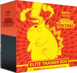 Pokemon - Vivid Voltage -Elite Trainer Box
