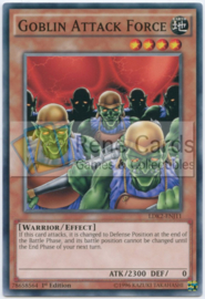 Goblin Attack Force -  1st. Edition - LDK2-ENJ11