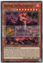 Dogoran, the Mad Flame Kaiju - OP05-EN004