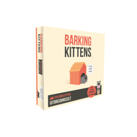 Barking Kittens - Nederlandse Editie