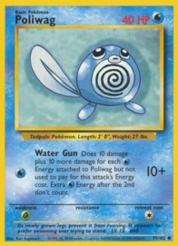 Poliwag - BaSet 59/102 - Unlimited