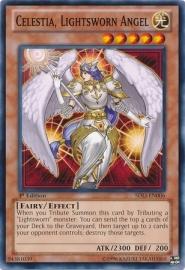 Celestia, Lightsworn Angel - 1st Edition - SDLI-EN006