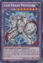Gem-Knight Prismaura - 1st. Edition - HA06-EN020