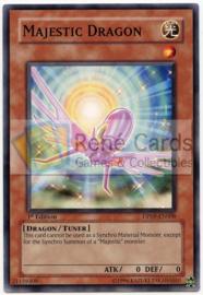 Majestic Dragon - 1st Edition - DP09-EN008