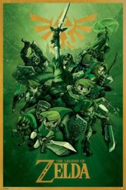 The Legend Of Zelda - Link (027)