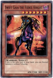 Swift Gaia the Fierce Knight - Unlimited - LCYW-EN031