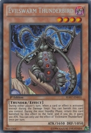 Evilswarm Thunderbird - 1st. Edition - HA07-EN051