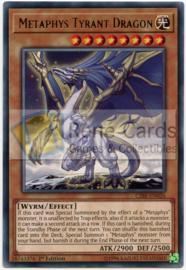 Metaphys Tyrant Dragon - 1st. Edition - CIBR-EN026