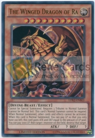The Winged Dragon of Ra -  1st. Edition - LDK2-ENS03