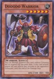 Dododo Warrior - 1st Edition - SP14-EN018