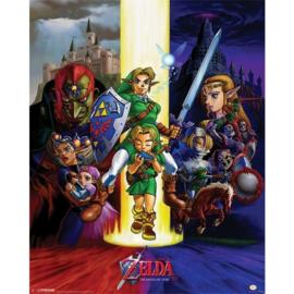 Zelda - Ocarina of Time (M12)