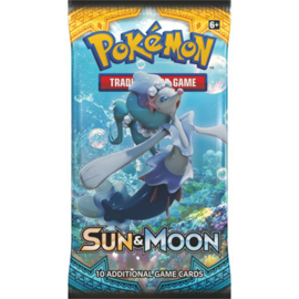 Pokemon - Sun & Moon - Booster Pack - Primarina
