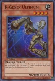 R-Genex Ultimum - 1st. Edition = HA03-EN047