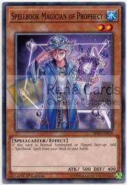 Spellbook Magician of Prophecy - 1st Edition - SR08-EN018