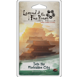 Legend of the Five Rings - The Card Game - Into the Forbidden City