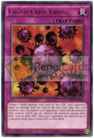 Crush Card Virus - 1st. Edition - DPBC-EN020