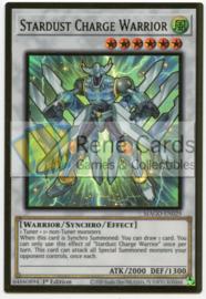 Stardust Charge Warrior - MAGO-EN029 - 1st. Edition