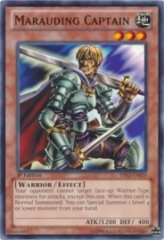 Marauding Captain - 1st Edition - YS13-EN019