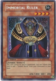 Immortal Ruler - 1st. Edition