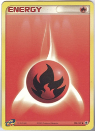 Fire Energy - RubSap - 108/109
