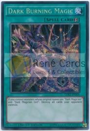 Dark Burning Magic -  1st. Edition - LDK2-ENS05