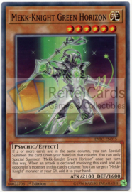 Mekk-Knight Green Horizon - Unlimited - EXFO-EN015