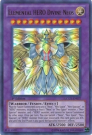 Elemental HERO Divine Neos - Unlimited - LCGX-EN077