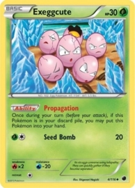 Exeggcute - PlasFree - 4/116