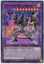 Gladiator Beast Andabata - 1st. Edition - BLLR-EN022