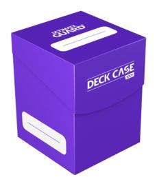 Ultimate Guard Card Case Standard Size Purple 100+