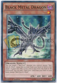 Black Metal Dragon - Unlimited - LDK2-ENJ06