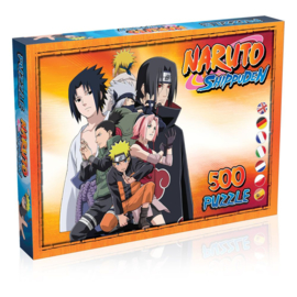 Naruto Shippuden - Characters (500)