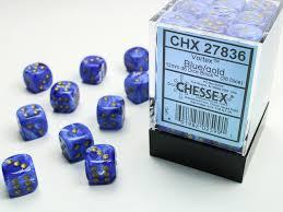 Vortex - Blue/gold