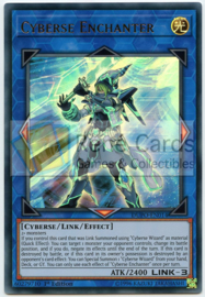 Cyberse Enchanter - 1st. Edition - DUPO-EN0014