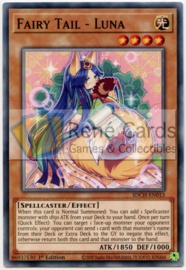 Fairy Tail - Luna - 1st. Edition - SDCH-EN013