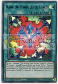Rank-Up-Magic Quick Chaos - 1st. Edition - DLCS-EN044 - Purple