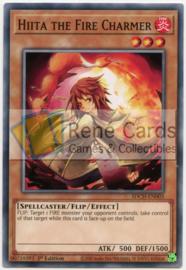 Hiita the Fire Charmer - 1st. Edition - SDCH-EN003