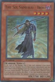 The Six Samurai - Irou - Unlimited - RYMP-EN093