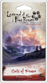 Legend of the Five Rings - The Card Game - Coils of Powe