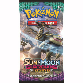 Pokemon - S&M - Guardians Rising - Booster Pack - Kommo-o