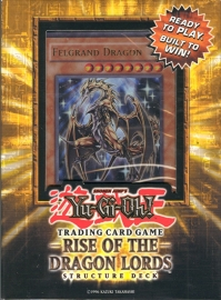 11. Rise of the Dragon Lords - 1st. Edition