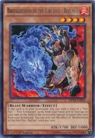 Brotherhood of the Fire Fist - Buffalo - 1st Edition - MP14-EN015