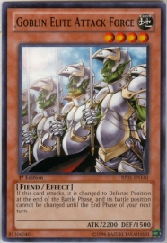 Goblin Elite Attack Force - Unlimited- BP01-EN140