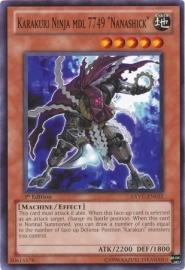 "Karakuri Ninja mdl 7749 ""Nanashick"" - 1st Edition"