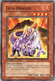 Lava Dragon - 1st. Edition