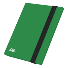 Ultimate Guard 4-Pocket FlexXfolio Green