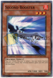 Second Booster - 1st Edition - DP10-EN006