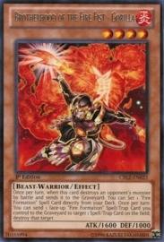 Brotherhood of the Fire Fist - Gorilla - 1st Edition - CBLZ-EN023