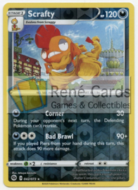 Scrafty - Champion's Path - 042/073 - Reverse