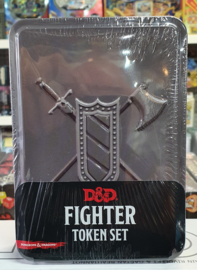 Token Set - Fighter